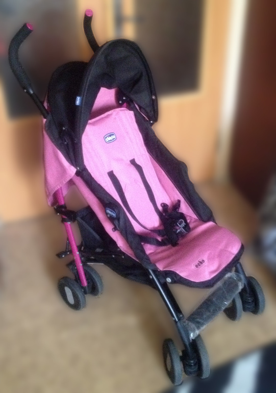Прогулочная коляска -трость Chicco Echo stroller