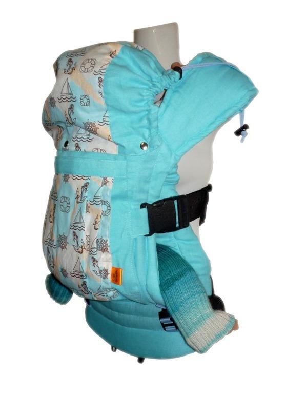 Спец  предложение  на  эрго-рюкзаки  и  слинговставки  Гусленок!