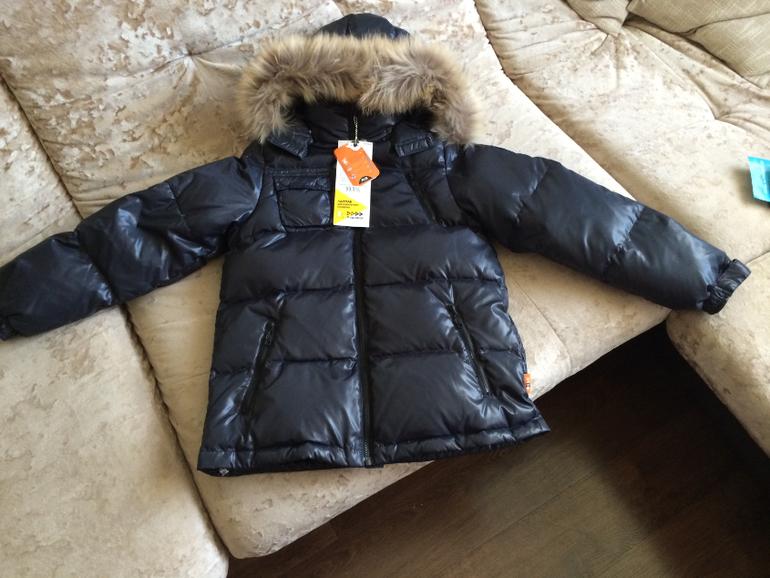 Купить Детские Зимние Куртки На Авито