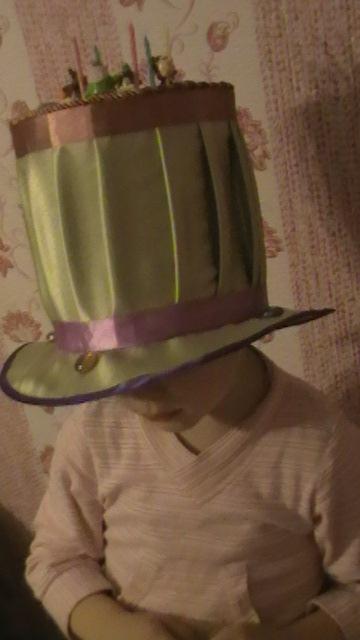 Конкурс шляп в детском саду -