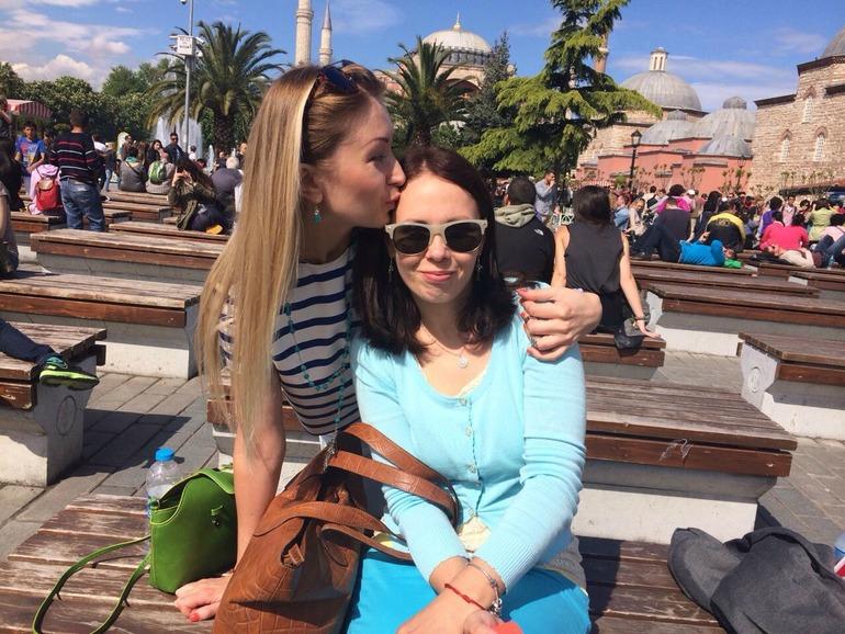 Юля  и  мы)))