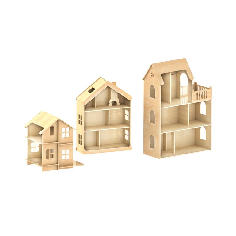 Кукольные домики!