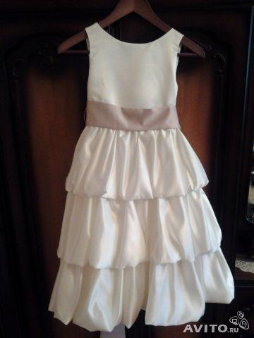 Нарядное платье Cinderella USA на 6-10 лет