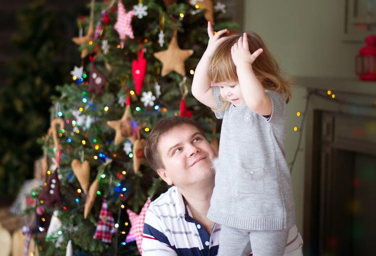 Предновогодние, Новогодние и Рождественские съемки)