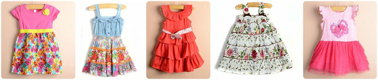 Красивучие летние платья!!!
