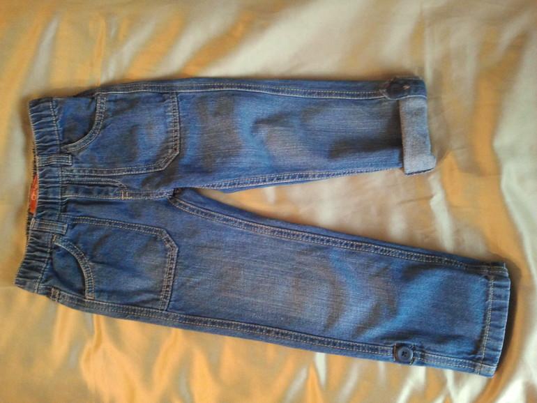 Джинсы и штаны на мальчика 3-4 года