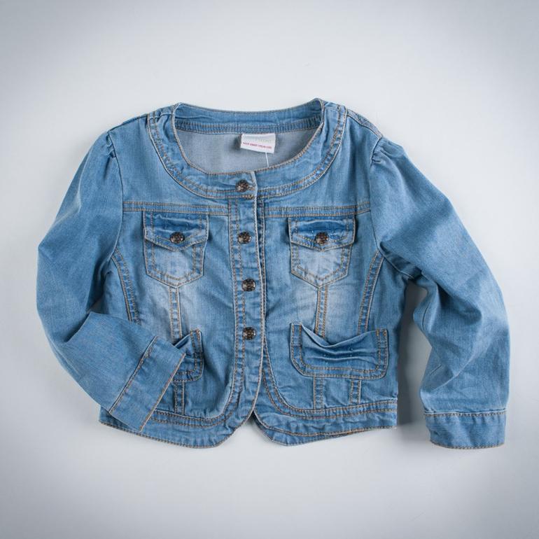 Купить Детскую Джинсовую Куртку В Москве