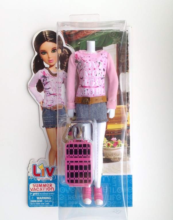 Как аксессуары для кукол