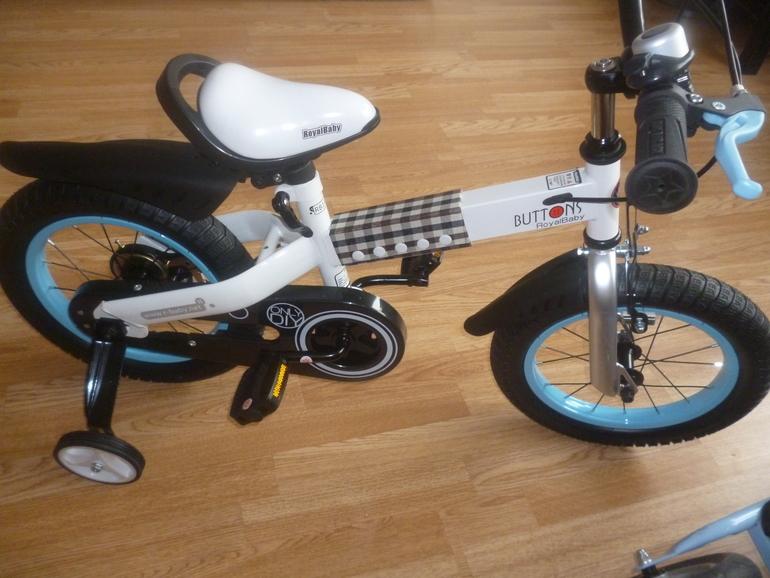 Велосипед для 3х летки(отзыв+фото)