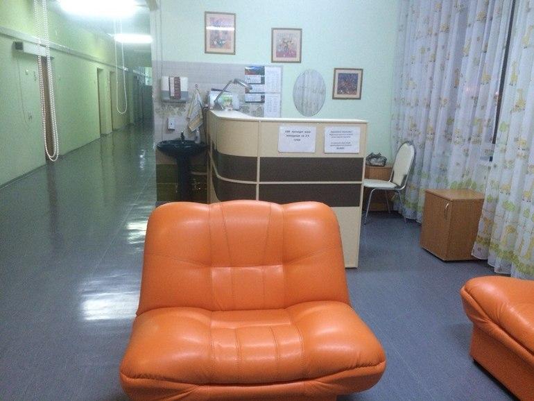 Родильный дом при городской клинической больнице 70 (фото 13)