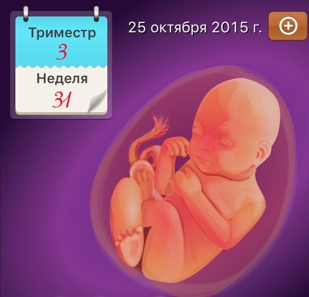 Мало шевелиться ребенок на 30 неделе беременности
