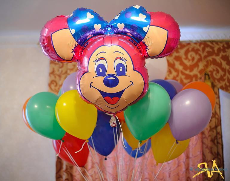 Воздушные и гелиевые шары с доставкой по Стерлитамаку.