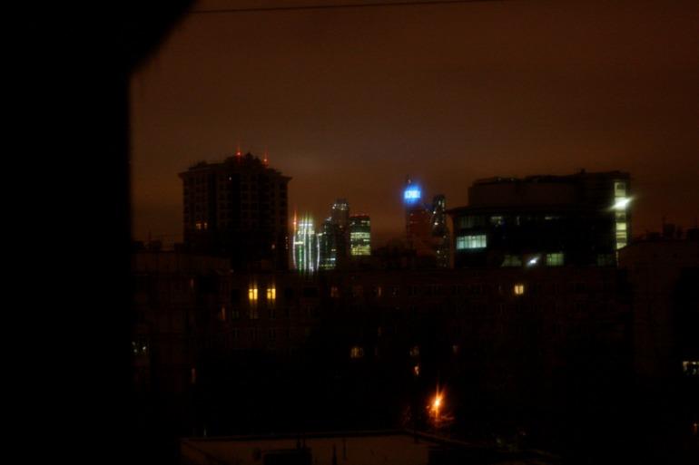 Мы, Москва и огни