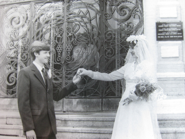 Жечужная Свадьба Родителей!