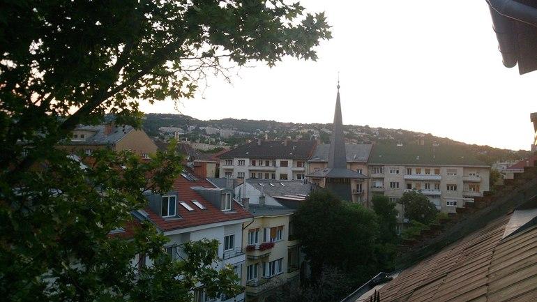 В Будапеште