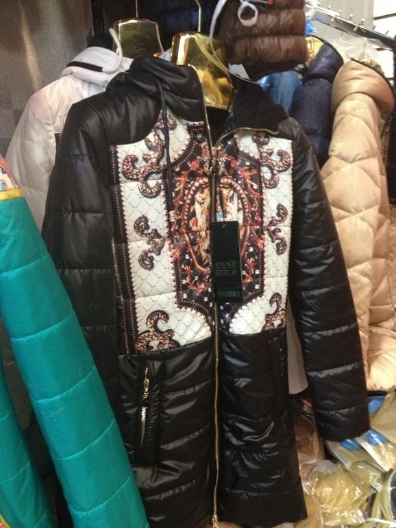 Весенняя  курточка  с  принтом  GRACE  3100р  В  наличии,  почта