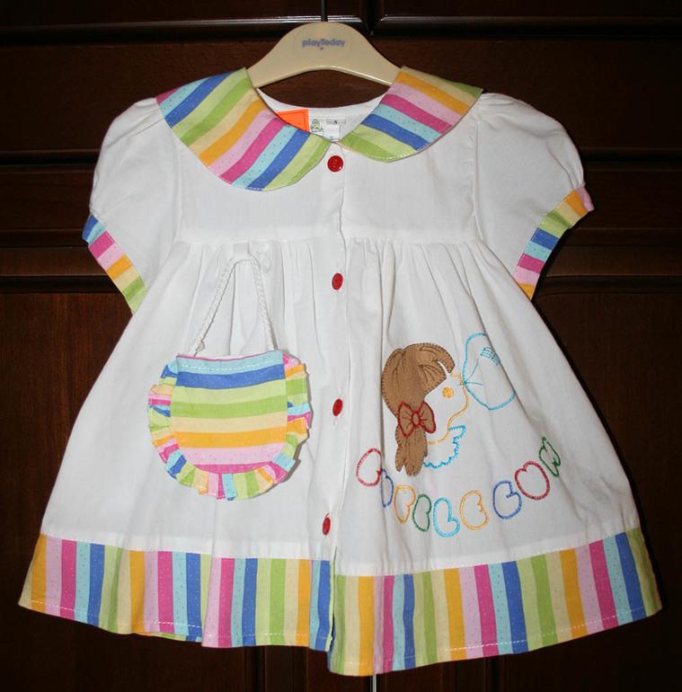 Много одежды на девочку от 8мес до 2х лет. Выбираем