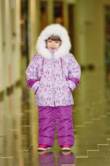 О*Д*Е*М*А  Зимний  комплект  на  девочку  Джемма  -  мех  натуральный  песец.  30р-р.  2500р.  Перово