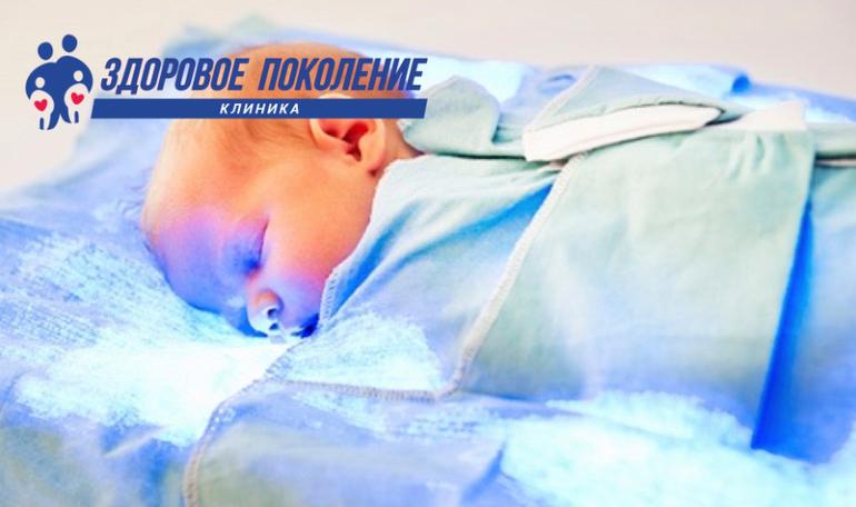 Как вылечить желтушку новорожденного в домашних условиях
