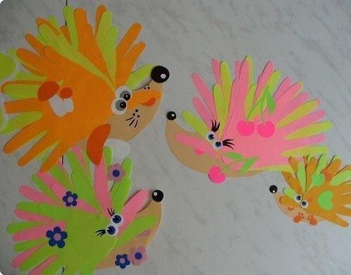 Поделки с детьми 6 7 лет своими руками картинки