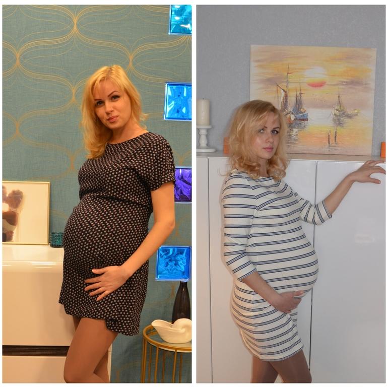 38 неделя беременности гемоглобин