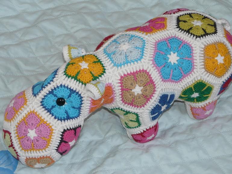 Бегемоты и слоник