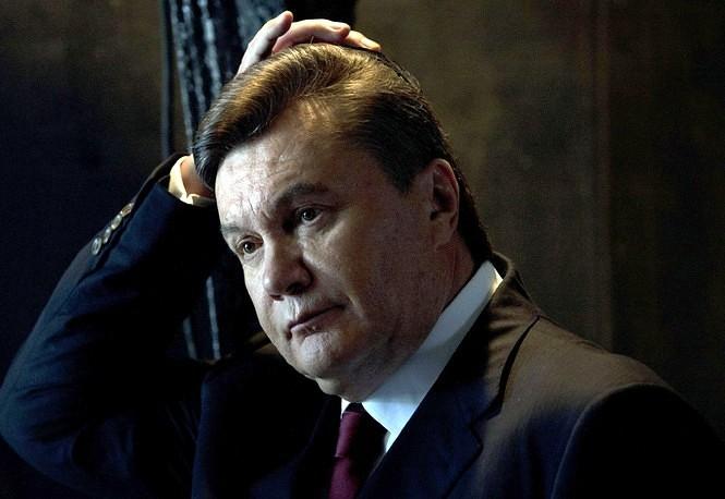 Для тех, кто считает Януковича президентом Украины.