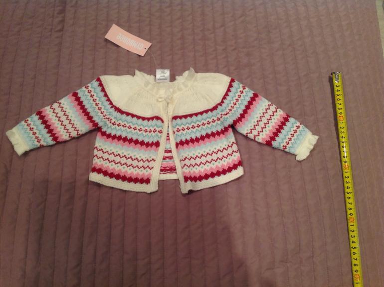 Фото детской одежды на девочку 0-6 мес из США
