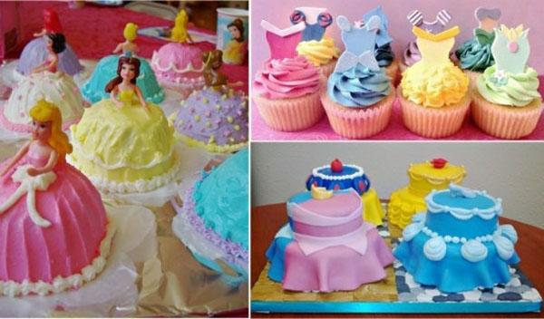 Красивый торт своими руками для девочки