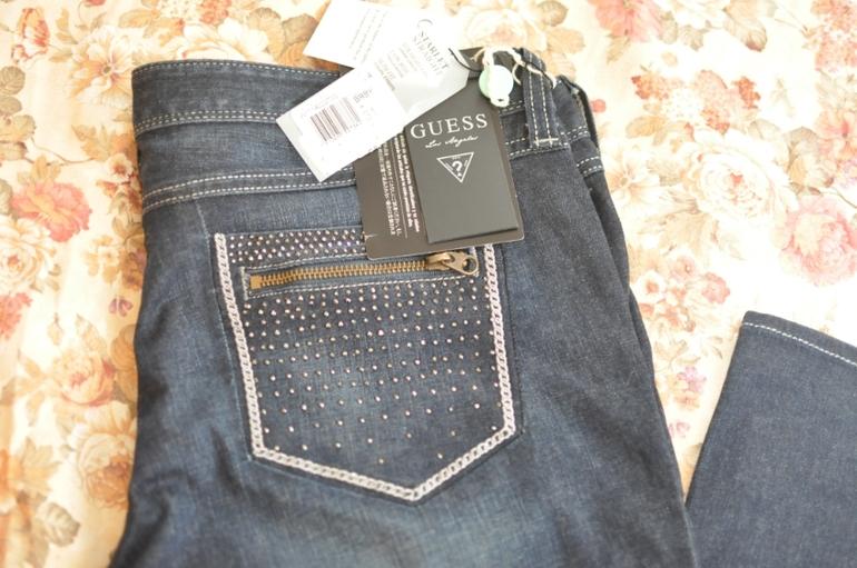 5f46b3c6991 Джинсы женские GUESS (31 размер) - запись пользователя Марина ...