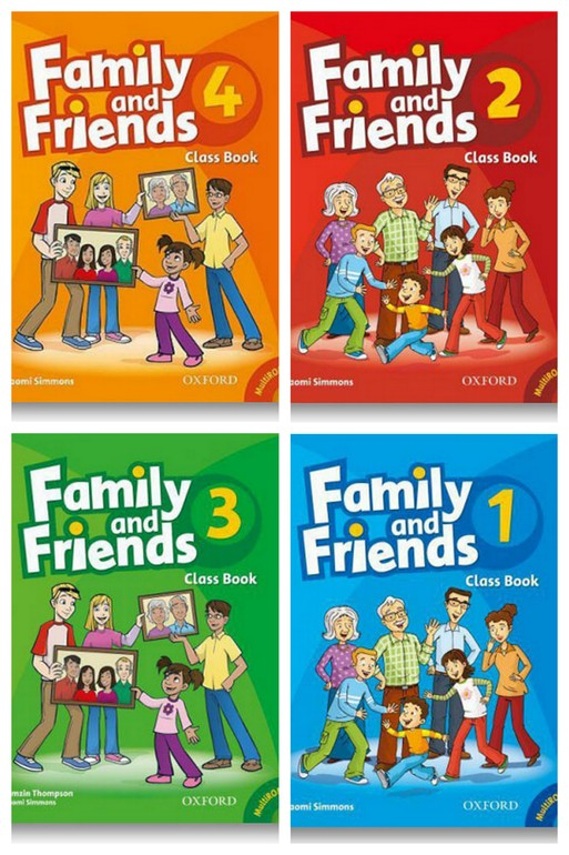 family 6 and гдз friends класс язык английский