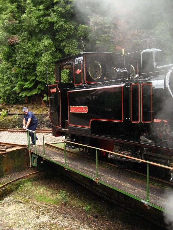 День 4й, Тропическая железная дорога и музей