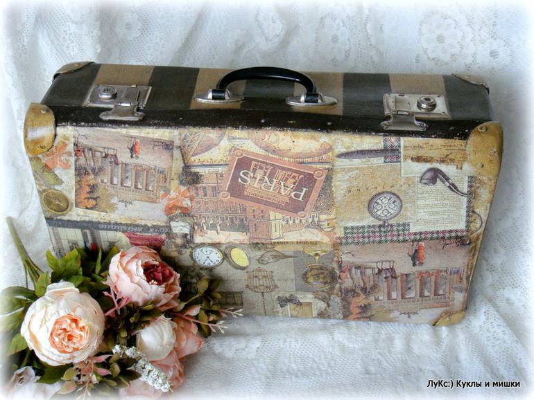 Подарок чемодан стихи 3
