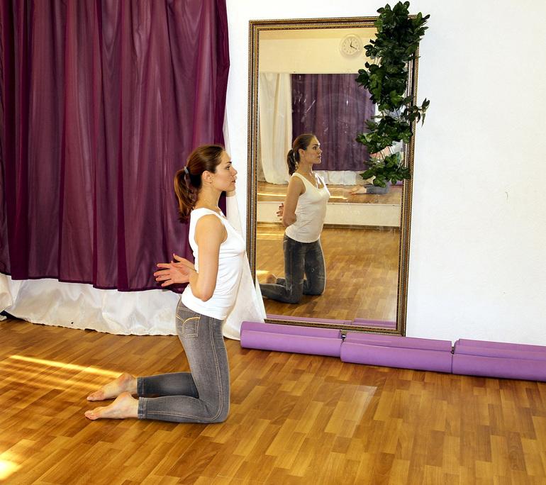 Регулярные занятия гимнастикой Рождение звезды в Приморском районе!