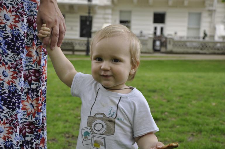 Гавриилу 11 месяцев