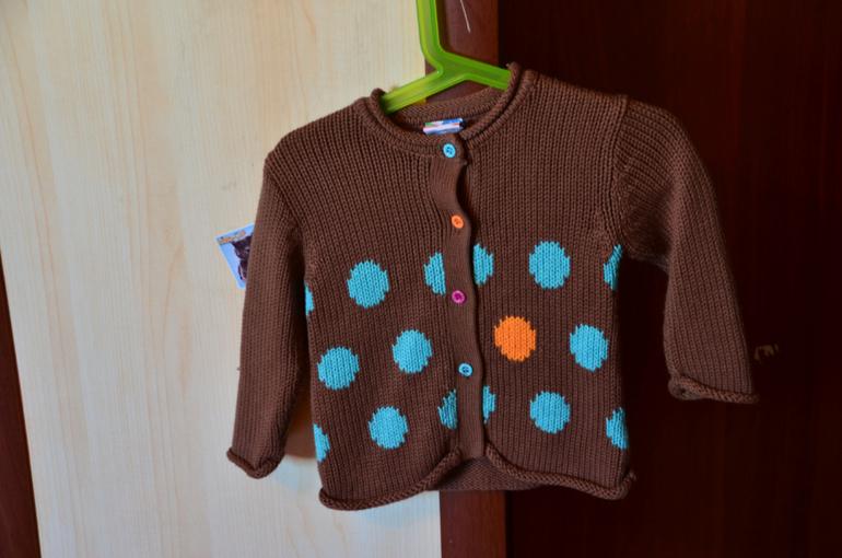кофточки, рубашечки для девочки от года до 3