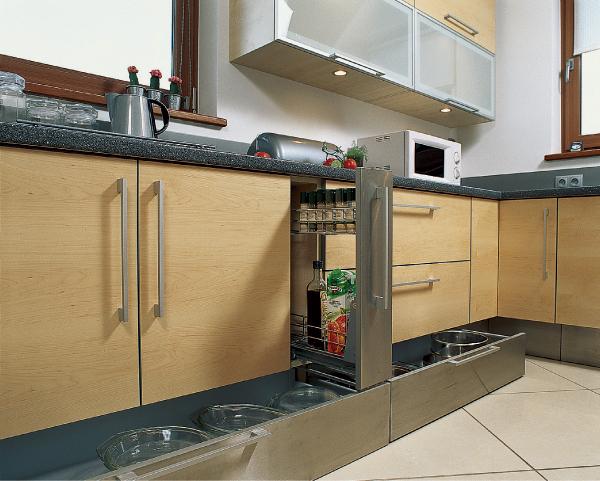 Встраиваемая мебель для кухни своими руками 4