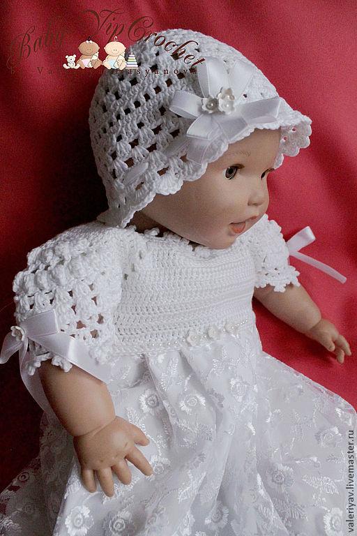 """Крестильный набор для девочки """"Ангелина"""" уже в продаже"""