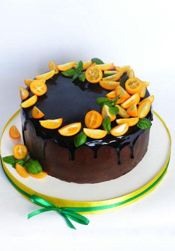 Как сделать зеркальную глазурь на торт