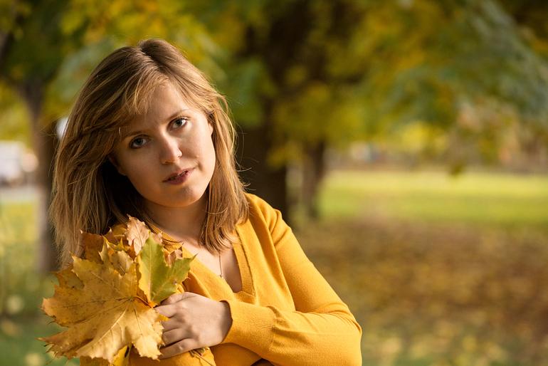 Осень и я