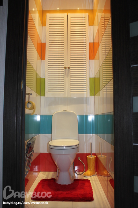 люки для туалета деревянные