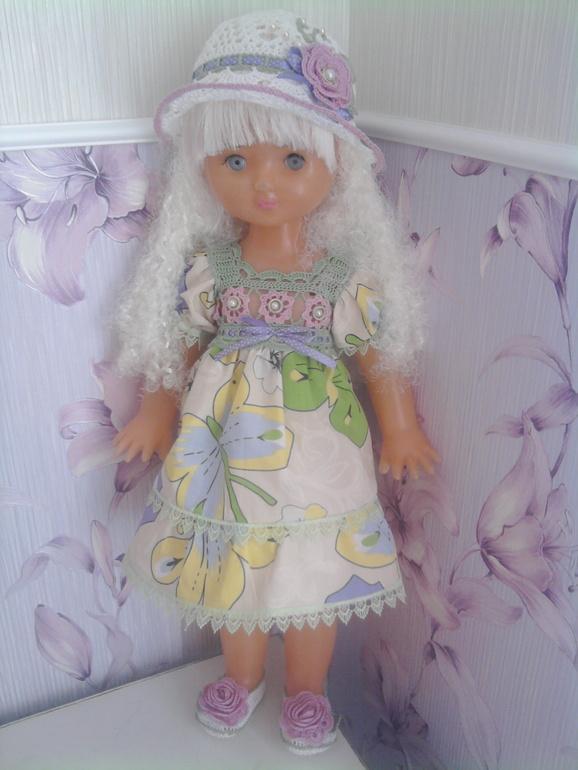 Моя куколка детства.