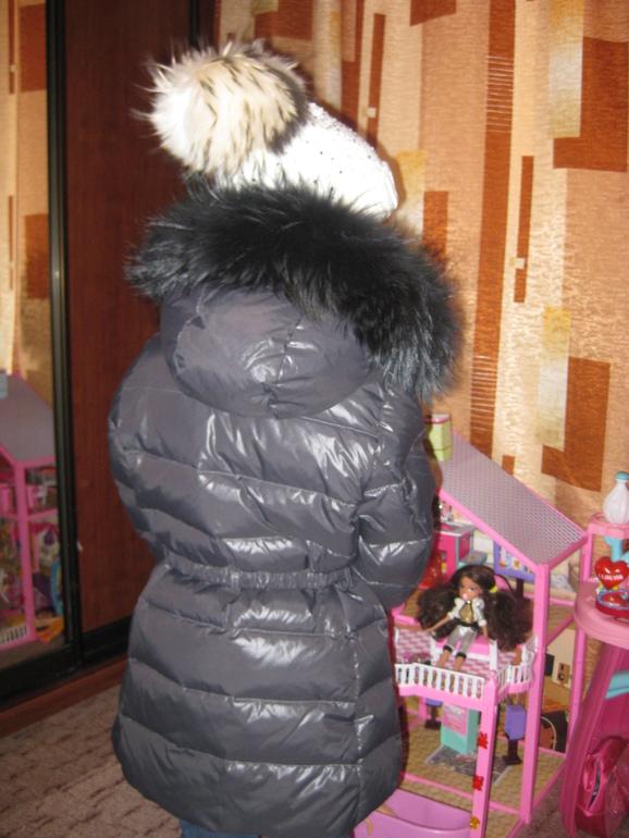 Шикарное пальто MANUDIECI 7A+ СКАНДИЯ АЛЯСКА ДЕШЕВО!! 7000 тр