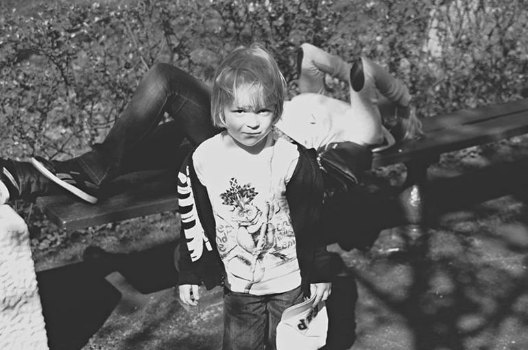 Питерское и немного моего детеныша
