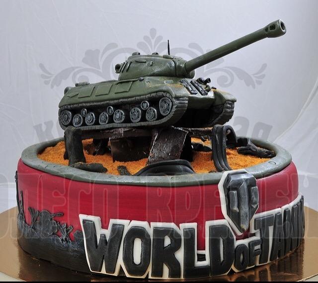 Подарки от мира танков на день рождения 163