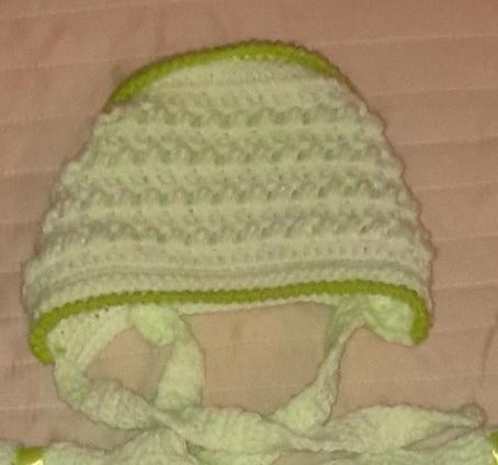 мк по вязанию чепчика для новорожденных 0 3 мес чепчик для