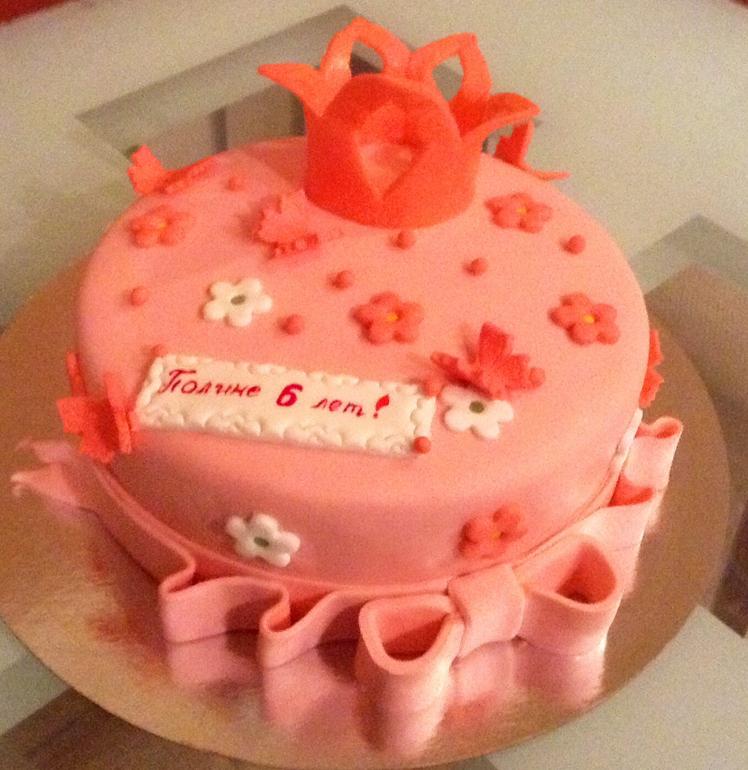 Торты для детей - рецепты с фото детских тортов 33