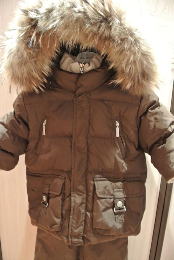 Зимний костюм на 82 см (18мес)