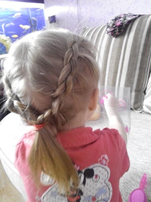 Сегодня в ленте много кос)))