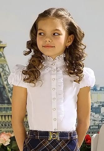 Трикотажные Блузки Для Девочек В Санкт Петербурге